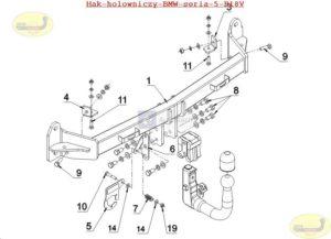 hak-holowniczy-bmw-seria-5-b18v
