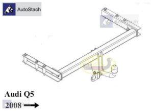 Hak holowniczy AUDI Q5 8R od 2008