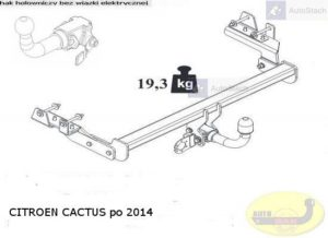 hak-holowniczy-c-4-cactus-p39a