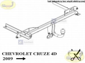 hak-holowniczy-chevrolet-cruze-x23