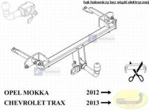 hak-holowniczy-chevrolet-trax-e58a