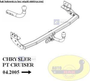 hak-holowniczy-chrysler-pt-cruiser-ch52