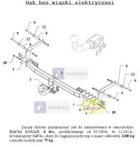 hak-holowniczy-Dacia-LOGAN-G47A