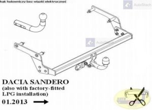 hak-holowniczy-Dacia-SANDERO-G75