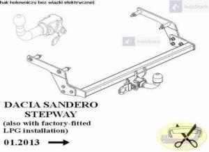 hak-holowniczy-Dacia-SANDERO-STEPWAY-G77A